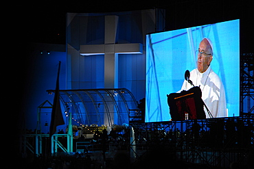 Mass with Pope Francis, World Youth Day 2013, Rio de Janeiro, Brazil, South America