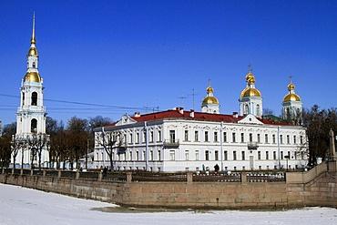 Russian Orthodox Church, St. Peterburg, Russia, Europe