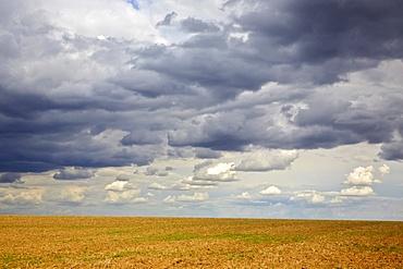 Somme landscape, France, Europe