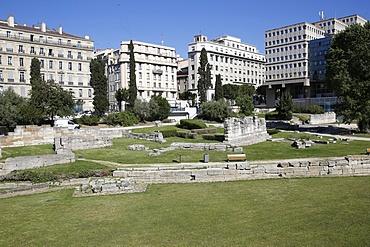 Musee d'Histoire de la Ville de Marseille (Marseille City Historical Museum), Marseille, Bouches du Rhone, Provence-Alpes-Cote d'Azur, France, Europe