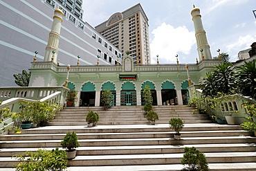 The Saigon Central Mosque built in 1935, Ho Chi Minh City (Saigon), Vietnam, Indochina, Southeast Asia, Asia