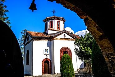 St. Athanasius Church, Saint Naum Monastery complex, Sveti Naum, Republic of Macedonia, Europe