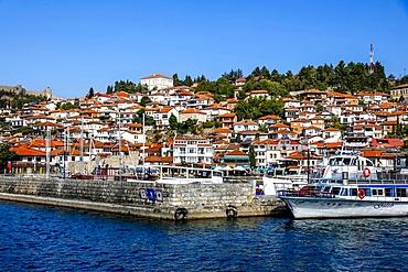 Ohrid, UNESCO World Heritage Site, Macedonia, Europe