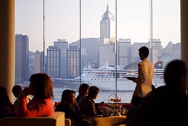 Afternoon tea, Hong Kong, China, Asia