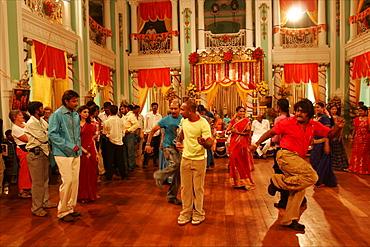 Set of a Bollywood movie, Bangalore, Karnataka, India, Asia