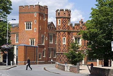 Eton College, Eton, near Windsor, Berkshire, England, United Kingdom, Europe