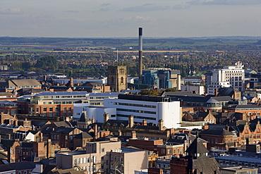 The Pod, Fletcher Gate, Nottingham, Nottinghamshire, England, United Kingdom, Europe