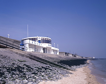 The Labworth Restaurant, Canvey Island, Thames Estuary, off South East Essex, England, United Kingdom, Europe