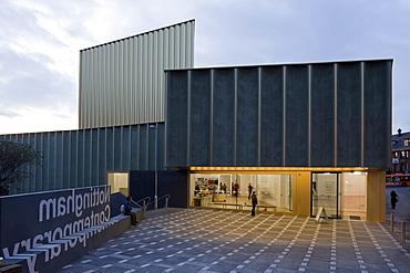 Nottingham Contemporary, architects Caruso St. John, Nottingham, Nottinghamshire, England, United Kingdom, Europe