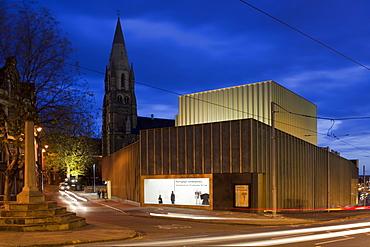Nottingham Contemporary, architects Caruso St. John, Lace Market area, Nottingham, Nottinghamshire, England, United Kingdom, Europe