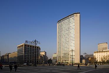 Pirelli Tower, Milan, Lombardy, Italy, Europe