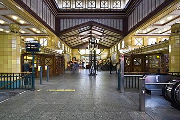 Wittenbergplatz station, Berlin, Germany, Europe