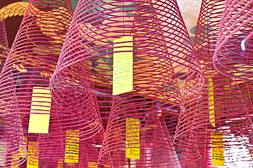 Giant mosquito coils, Hoi An, Vietnam, Indochina, Southeast Asia, Asia