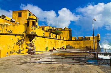 Fortaleza de Sao Tiago, Funchal, Madeira, Portugal, Europe