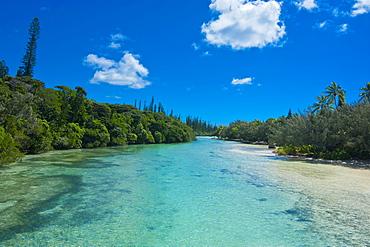 Bay de Oro, Ile des Pins, New Caledonia, Melanesia, South Pacific, Pacific