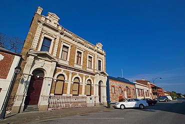 Colonial architecture in Port Adelaide, South Australia, Australia, Pacific