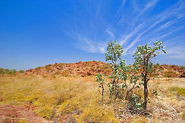 Kundjarra (the Pebbles) granite boulders, Northern Territory, Australia, Pacific