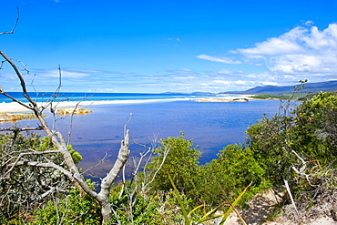 Lonely Beach on the East Coast of Tasmania, Australia, Pacific