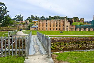 Australian Convict Site, UNESCO World Heritage Site, Port Arthur, Tasmania, Australia, Pacific