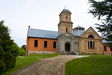 Australian Convict Site. UNESCO World Heritage Site, Port Arthur, Tasmania, Australia, Pacific