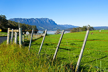 Mountains near Sheffield, Tasmania, Australia, Pacific