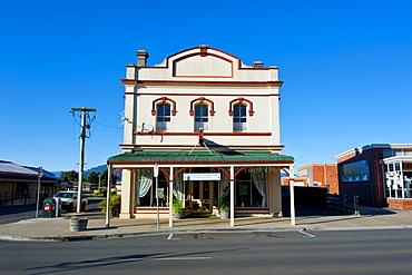 Historic town of Sheffield, Tasmania, Australia, Pacific