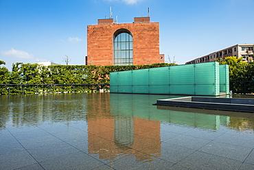 Nagasaki Atomic Bomb Museum, Nagasaki Peace Park, Nagasaki, Kyushu, Japan, Asia