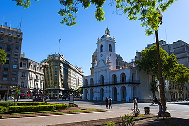 Downtown Buenos Aires, Argentina, South America