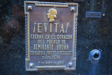 La Recoleta Cemetery, Buenos Aires, Argentina, South America