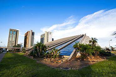Teatro (The Theater), Brasilia, Brazil, South America
