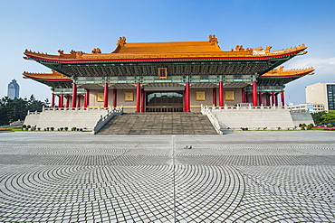 National Concert Hall in the grounds of the Chiang Kai-Shek Memorial Hall, Taipei, Taiwan, Asia