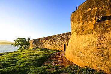 Fortress Fortaleza San Felipe, Puerto Plata, Dominican Republic, West Indies, Caribbean, Central America