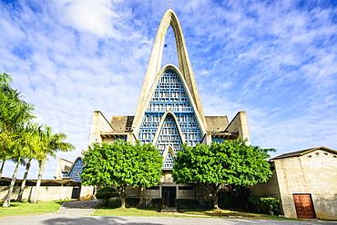 Basilica Catedral Nuestra Senora de la Altagracia of Higuey, Dominican Republic, West Indies, Caribbean, Central America