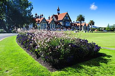 Rotorua Museum of Art and History, Rotorua, North Island, New Zealand, Pacific