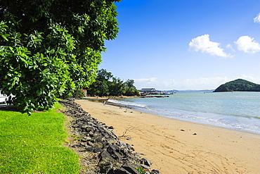 Paihia, Bay of Islands, North Island, New Zealand, Pacific