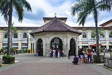 Magellan's Cross, Cebu City, Cebu, Philippines, Southeast Asia, Asia