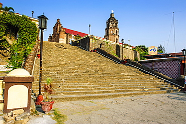 The church of Santa Maria, UNESCO World Heritage Site, Ilocos Norte, Northern Luzon, Philippines, Southeast Asia, Asia
