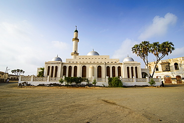 Main mosque in the old port town of Massawa, Eritrea, Africa