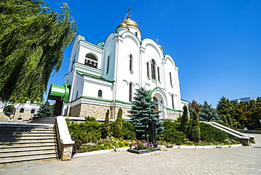 Church of the Nativity, Tiraspol, capital of the Republic of Transnistria, Moldova, Europe