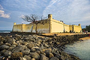 San Sebastian Fort, City of Sao Tome, Sao Tome and Principe, Atlantic Ocean, Africa