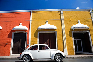 Valladolid, Yucatan, Mexico.