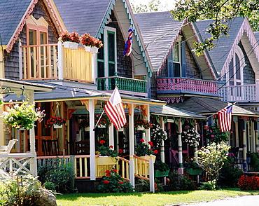 Oak Bluffs, Martha's Vineyard, Mass,USA