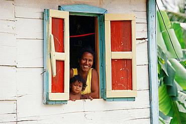 Carib Indians, Dominica, Caribbean