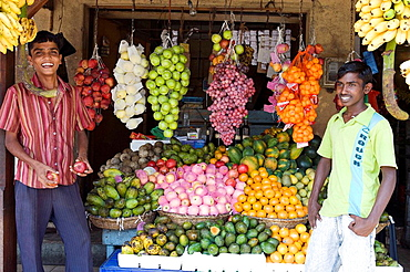 Fruit Market, Galle, Sri Lanka