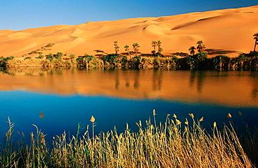 Um Al Ma, Dawada, Sahara Desert, Libya