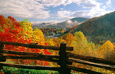 Gatlinburg,near Great Smoky Mountains NP, Tennessee, USA