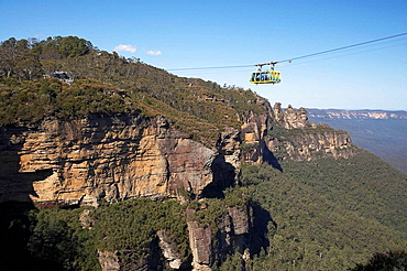 Skyway, Katoomba, Blue Mountains, New South Wales, Australia