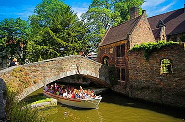 Europe, Belgium, West-Vlaanderen (Flanders),, Brugge (Bruges)