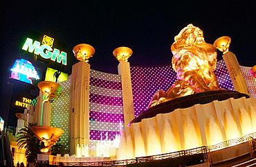 MGM Grand Casino-Hotel, Las Vegas, Nevada, USA