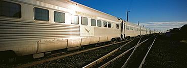 Indian-Pacific passenger train, Australia